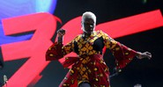 Rock in Rio 2015 - dia 6 - Angelique Kidjo
