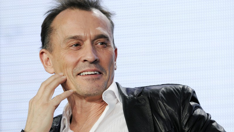 O ator Robert Knepper