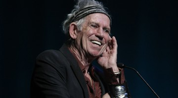 O guitarrista dos Rolling Stones Keith Richards - Karen Pulfer Focht/AP