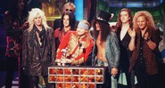 Galeria - volta do Guns N' Roses - abre