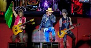 Galeria - volta do Guns N' Roses - 1