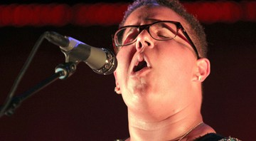 Brittany Howard, vocalista do Alabama Shakes - Robb D. Cohen/AP