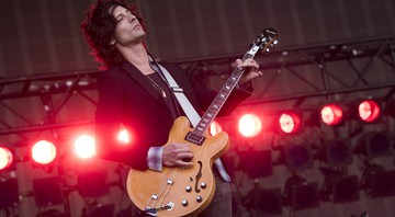 Nick Valensi, guitarrista dos Strokes - Press Association/AP
