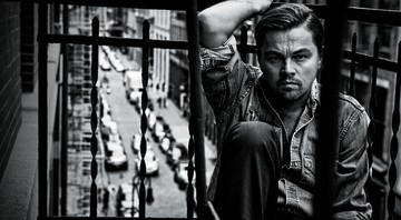 DiCaprio em Nova York no final de 2015 - Mark Seliger