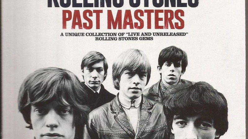Past Masters Rolling Stones