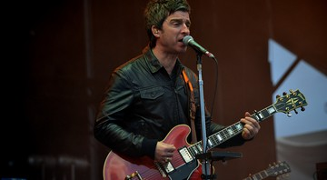 Noel Gallagher's High Flying Birds no Lollapalooza 2016 - Lucas Guarnieri