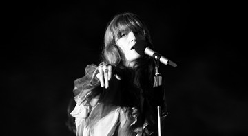 Florence + the Machine no Lollapalooza 2016 - Lucas Guarnieri