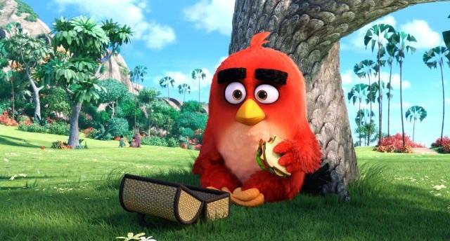 Rolling Stone Baseado Em Popular Jogo Para Celular Angry Birds