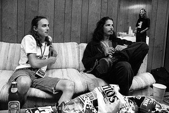 O supergrupo grunge Temple of the Dog