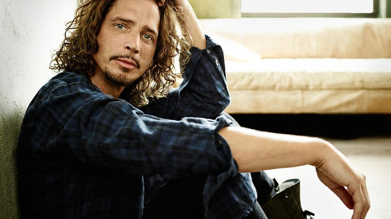 O vocalista do Soundgarden, Chris Cornell