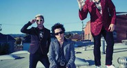 Mike Dirnt, Billie Joe Armsrtong e Tré Cool - Divulgação