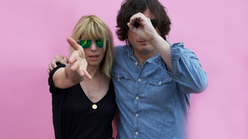 Kim Gordon (Sonic Youth) e Bill Nace formam o Body/Head