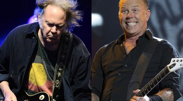 Metallica e Neil Young - AP/I Hate Flash