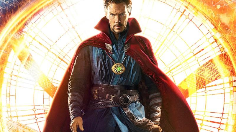 7e2861b4466 Benedict Cumberbatch dando vida ao personagem-título de  i Doutor Estranho