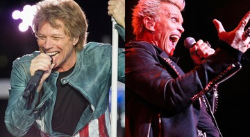 Bon Jovi e Billy Idol, atrações do Rock in Rio 2017 - AP/Owen Sweeney