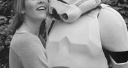 Stormtrooper - Galeria Carrie Fisher