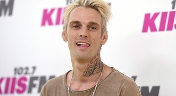 None - Aaron Carter (Foto: Richard Shotwell/Invision/AP)