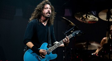 None - Dave Grohl (Foto: Rex Features/AP)