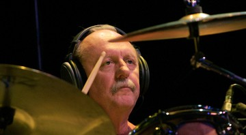 Butch Trucks, do Allman Brothers Band - AP