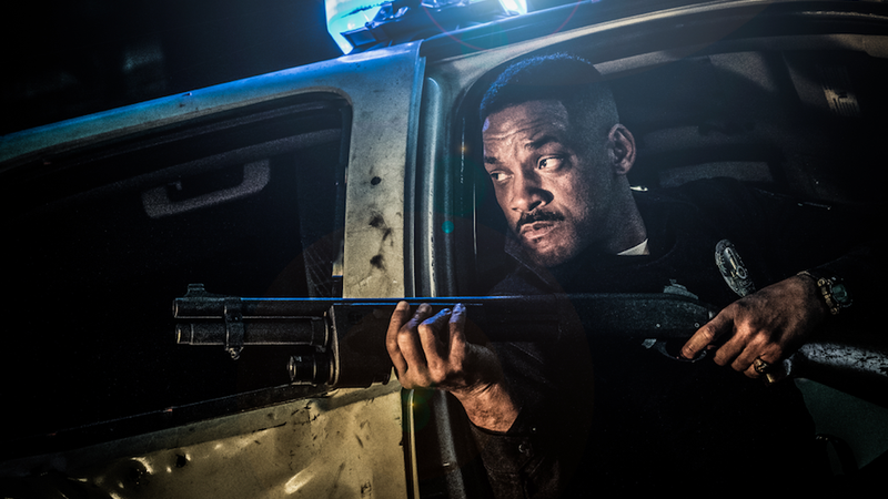 Cena de Bright, longa original da Netflix estrelado por Will Smith
