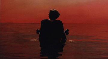 "Capa do single ""Sign of the Times"", de Harry Styles - Reprodução"