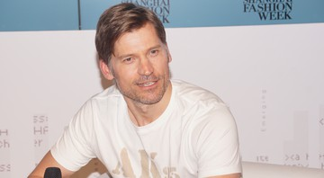 O ator Nikolaj Coster-Waldau na Xangai Fashion Week 2017 - Wang zhenxia - Imaginechina/AP