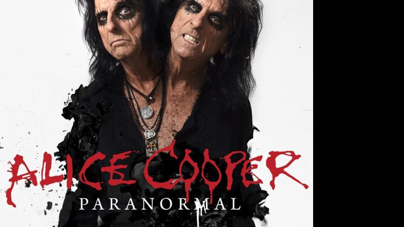 Capa do disco Paranormal, do Alice Cooper