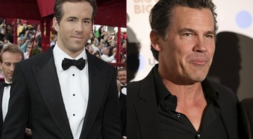 Ryan Reynolds e Josh Brolin - AP