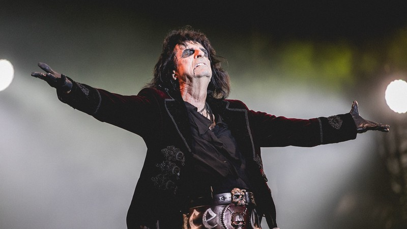 Alice Cooper no Rock in Rio 2017