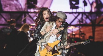 Aerosmith no Rock in Rio 2017 - Fernando Schlaepfer/I Hate Flash/Divulgação