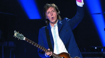 Paul McCartney - Dan Harr/Invision/AP