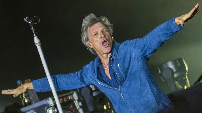 Bon Jovi no Rock in Rio