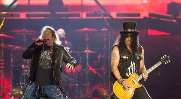 Guns N´ Roses no Rock in Rio - Marcos Hermes