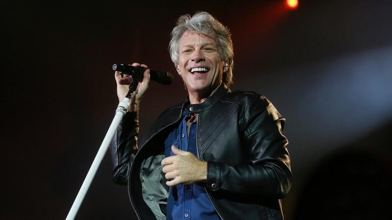 Resultado de imagem para Bon Jovi faz show