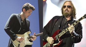 John Mayer e Tom Petty - AP
