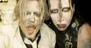 Johnny Depp e Marilyn Manson