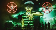Gorillaz no Austin City Limits 2017
