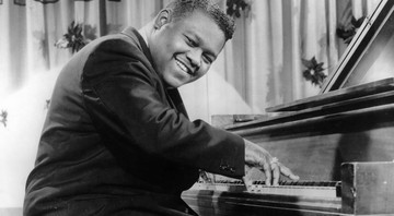 Fats Domino - galeria covers - abre - Rex Features/AP