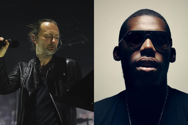 Radiohead e Flying Lotus