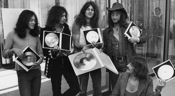 None - Deep Purple (Foto: AP / Edwin Reichert)