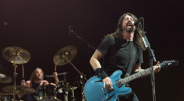 None - Foo Fighters. (Foto: Legacy)