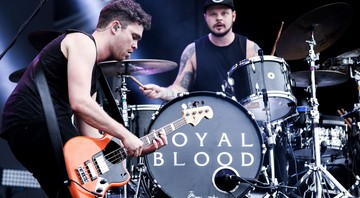 Royal Blood no Lollapalooza 2018 - Andréia Takaishi