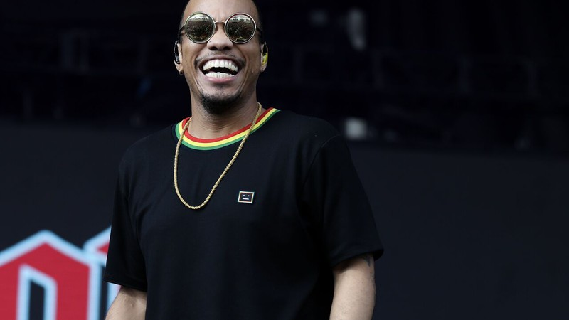 Anderson .Paak no Lollapalooza 2018