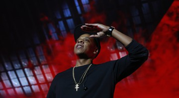 Jay-Z - Mark VonHolden/Invision for HTC/AP