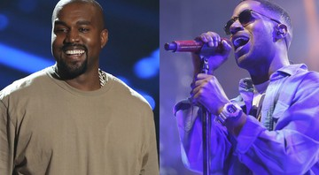 Kanye West e Kid Cudi - Matt Sayles/Willy Sanjuan/Invision/AP