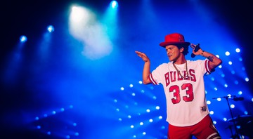 Bruno Mars no Lollapalooza Chicago 2018  - Florent Dechard/ Lollapalooza 2018