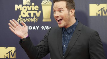 Chris Pratt no MTV Movie and TV Awards - AP