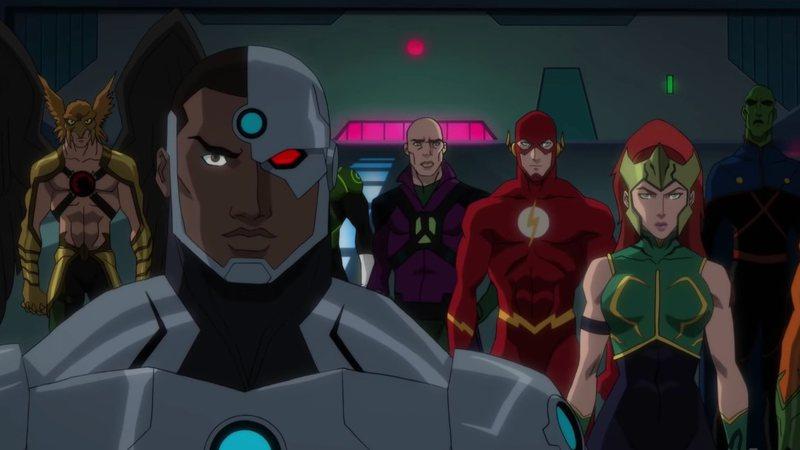 Rolling Stone · Heróis entram em guerra contra Darkseid em trailer ...