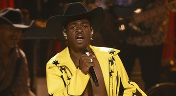 None - Lil Nas X (Foto: Chris Pizzello/AP)