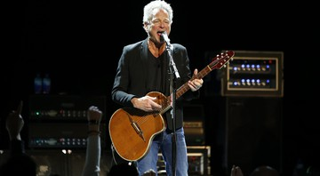 None - Lindsey Buckingham (Foto:Winslow Townson/Invision/AP)